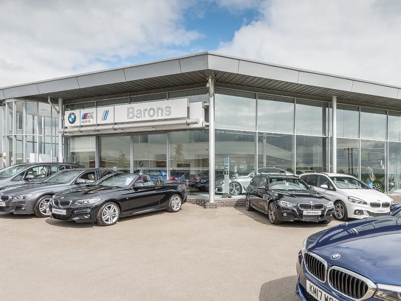 Barons BMW Bedford