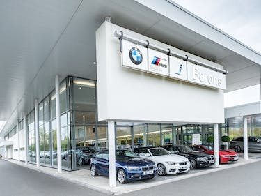 Barons BMW Cambridge