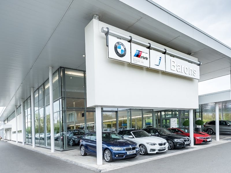 Barons BMW Cambridge