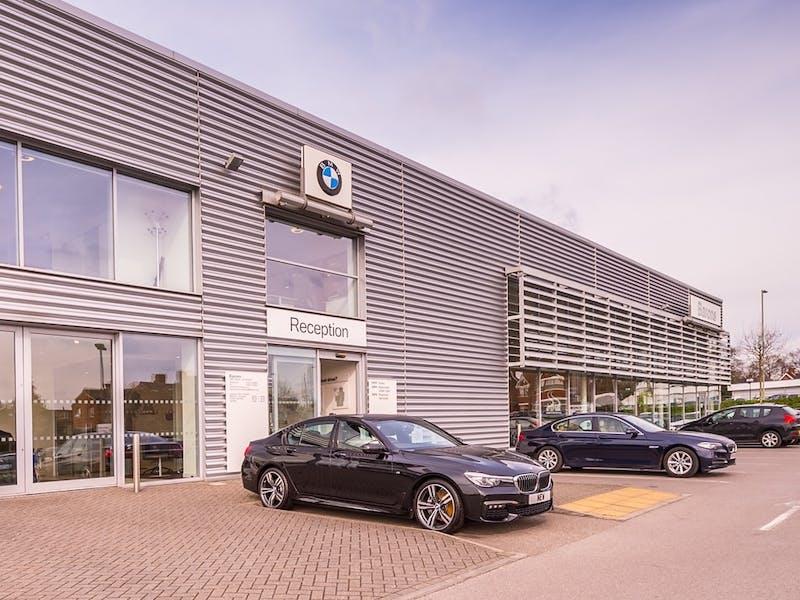 Barons BMW Farnborough