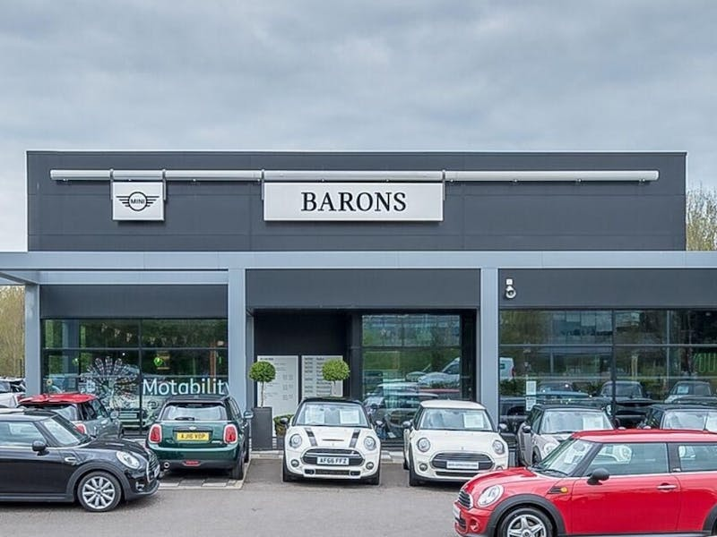 Barons MINI Cambridge