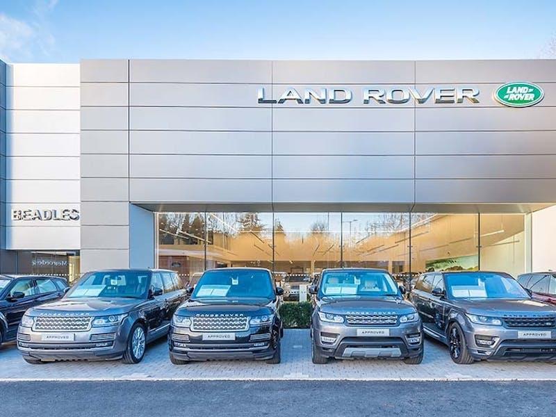 Land Rover Watford