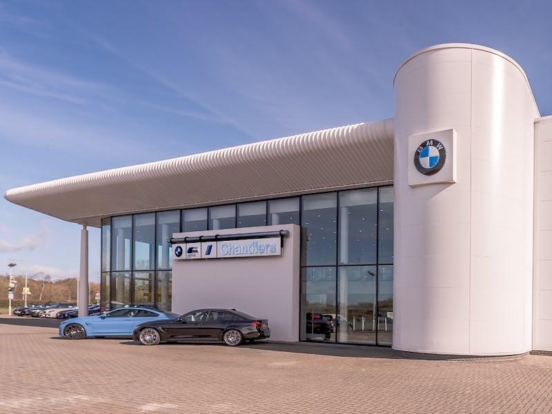 Chandlers BMW Hailsham