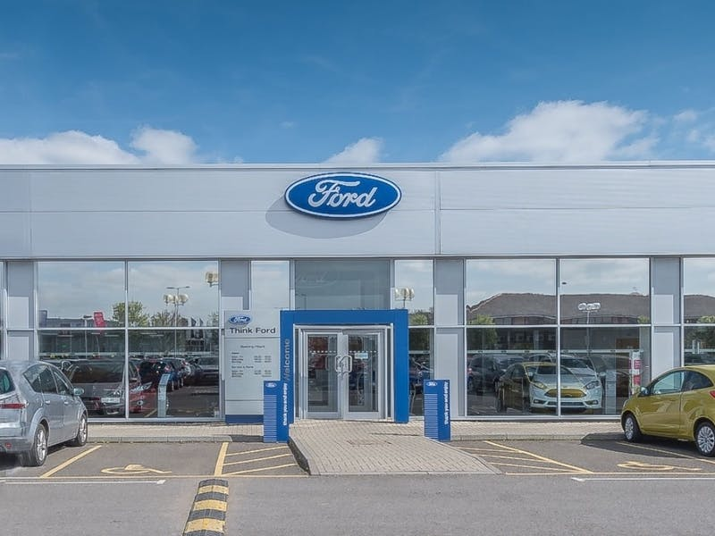 Think Ford Basingstoke