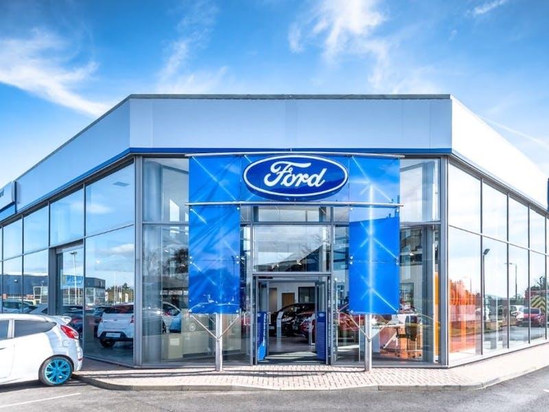 Think Ford Newbury