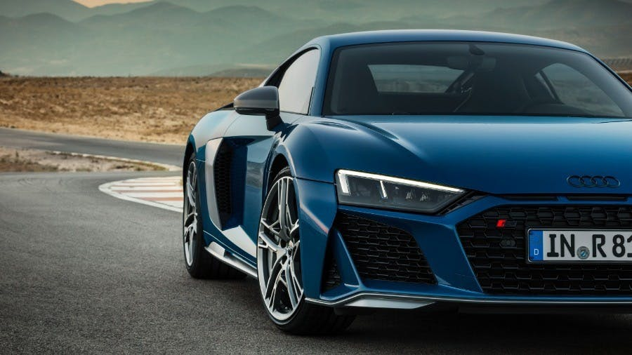 The new R8: Born on the track, built for the road