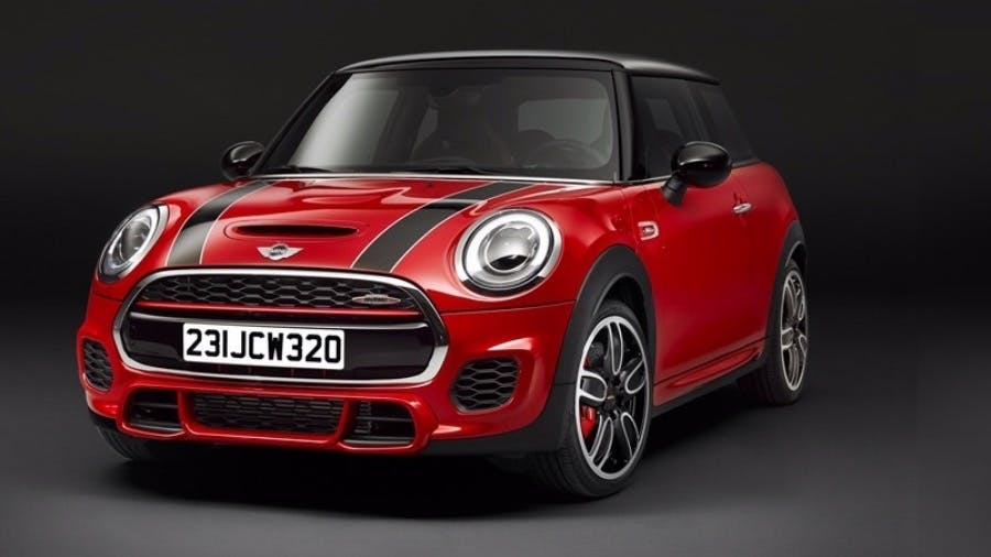 New MINI JCW Hatch most powerful MINI ever!
