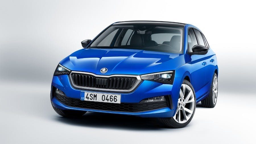 ŠKODA Releases Prices for the All-New SCALA