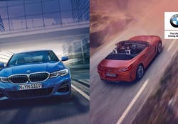THE NEW BMW 3 SERIES AND BMW Z4